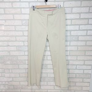 Lilly Pulitzer Cotton Stretch Work Pant Size  T14